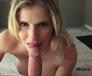 I dont want to cum in MOMs..