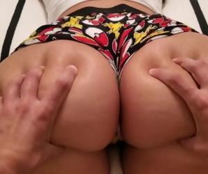 Big Booty Little Stepsister..