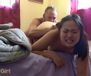 She squirts when he cums! (..